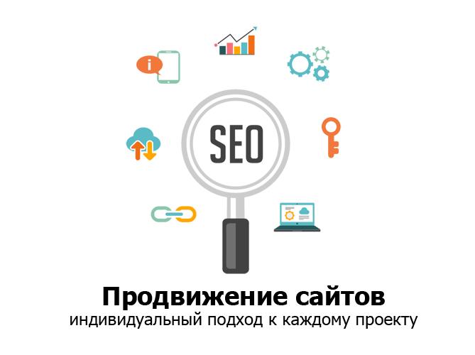 Продвижение сайтов с индивидуальным подходом сайт для создания сайтов бесплатно самим